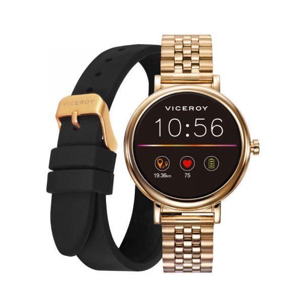reloj viceroy smart pro para mujer 401144-90