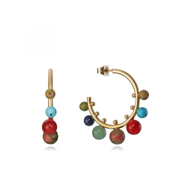 pendientes viceroy kiss mujer 15120E01019