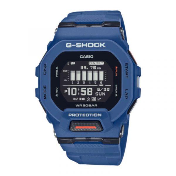 reloj casio gshock gsquad hombre GBD-200-2ER