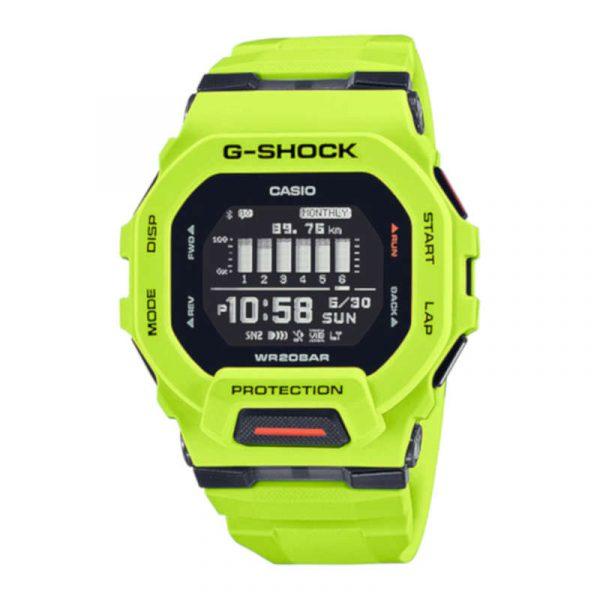reloj casio gshock gsquad hombre GBD-200-9ER