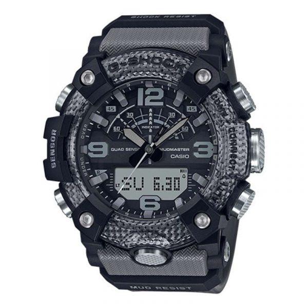 reloj casio gshock mudmaster hombre GG-B100-8AER
