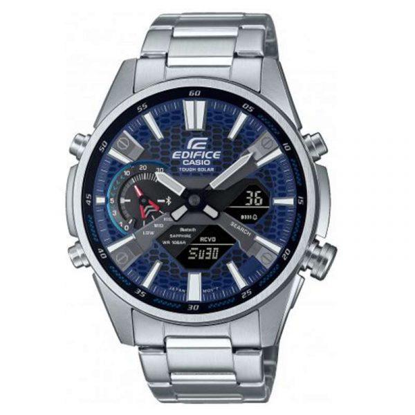 reloj casio edifice bluetooth hombre ECB-S100D-2AEF