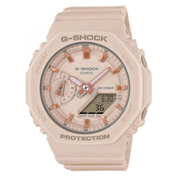 reloj casio gshock mujer GMA-S2100-4AER