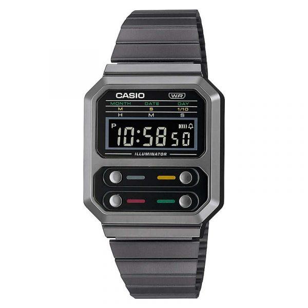 reloj casio vintage collection unisex A100WEGG-1AEF