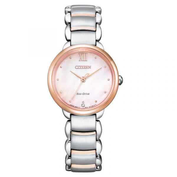 reloj citizen ecodrive lady mujer EM0924-85Y