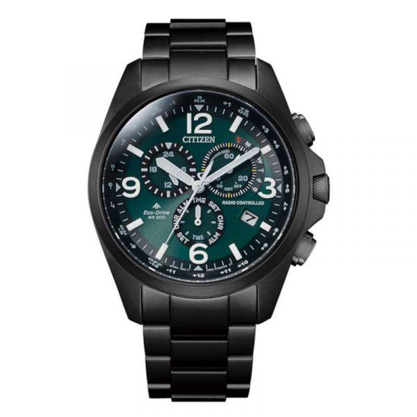reloj citizen ecodrive radiocontrol hombre CB5925-82X