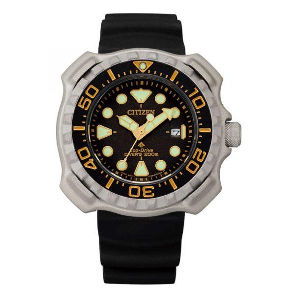 reloj citizen promaster super titanium hombre BN0220-16E