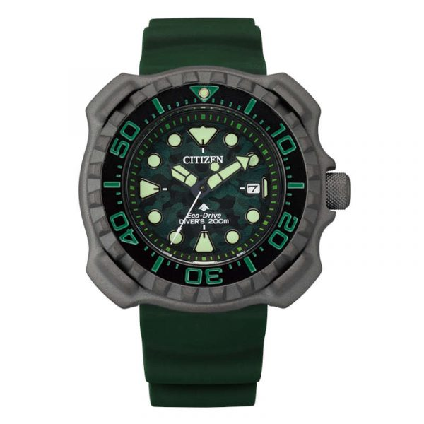 reloj citizen promaster super titanium hombre BN0228-06W