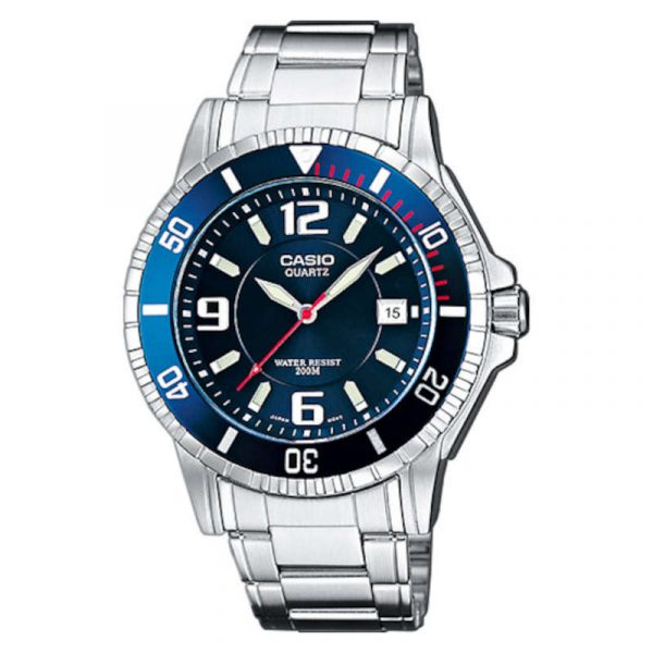 reloj casio vintage collection hombre MTD-1053D-2AVES