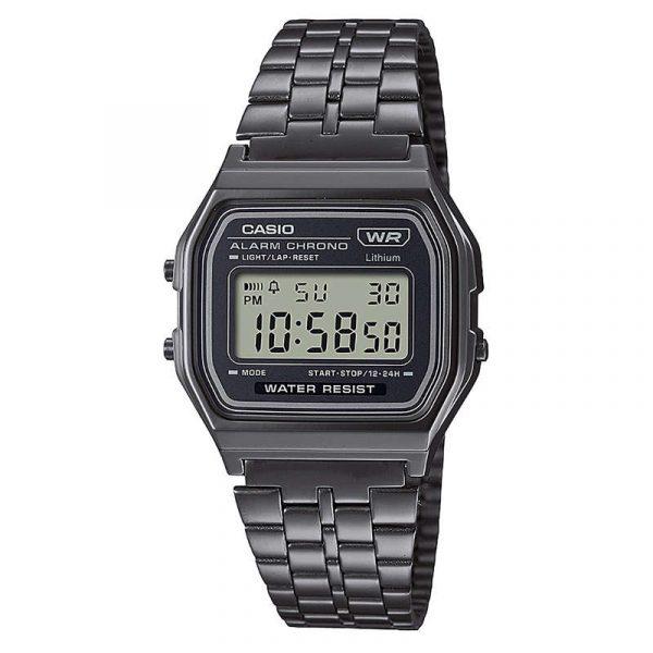 reloj casio vintage unisex A158WETB-1AEF