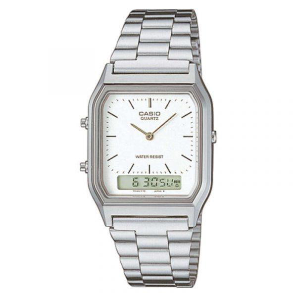 reloj casio vintage unisex AQ-230A-7DMQYES